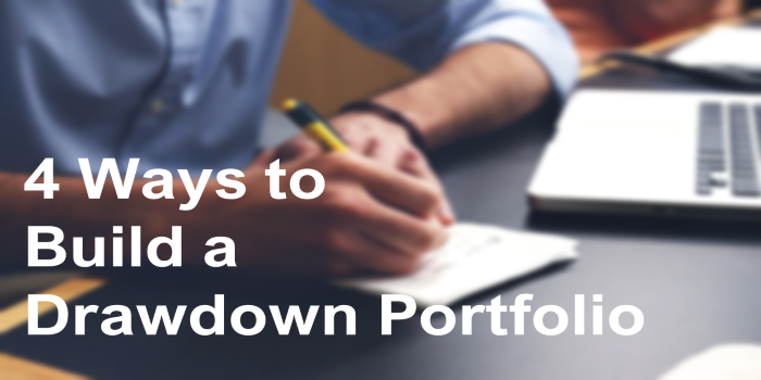 4 Ways to invest in drawdown